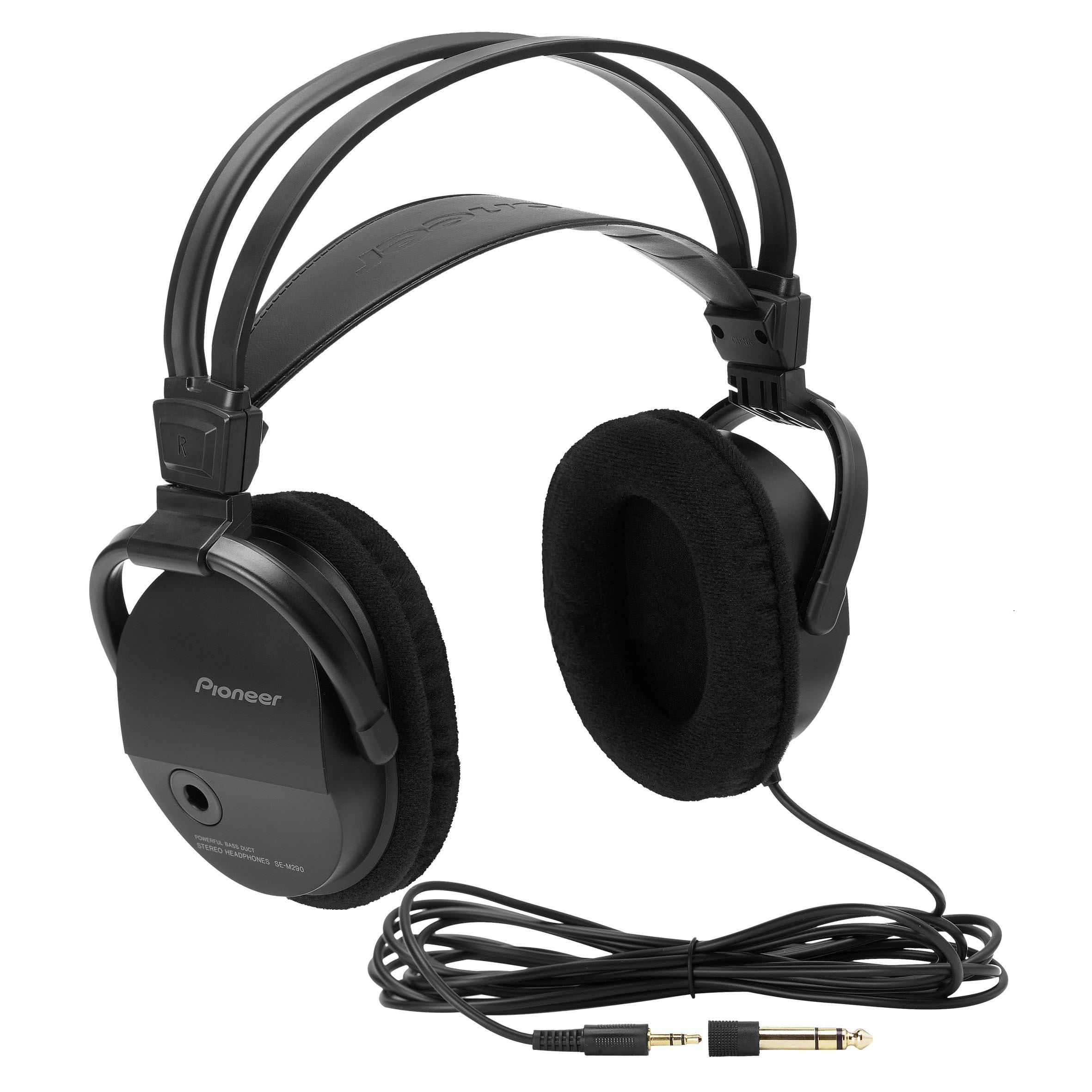 Pioneer SE-M290 fejhallgató. Teljesen zárt 26cc0f328f